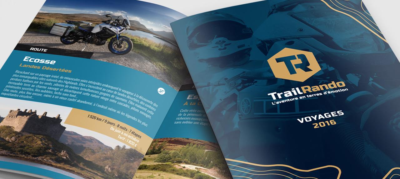 Catalogue de Trail Rando