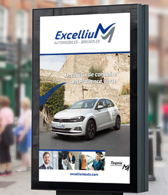 Excellium automobiles