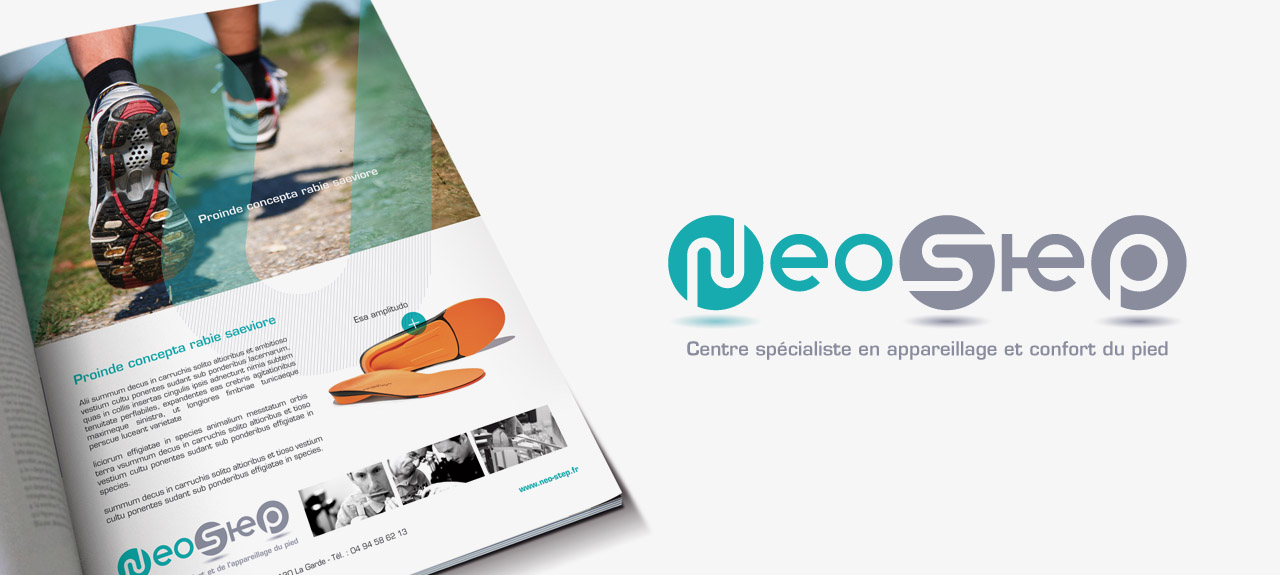 Dossier de présentation de Neostep