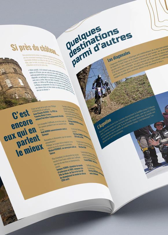 Intérieur catalogue de Trail Rando