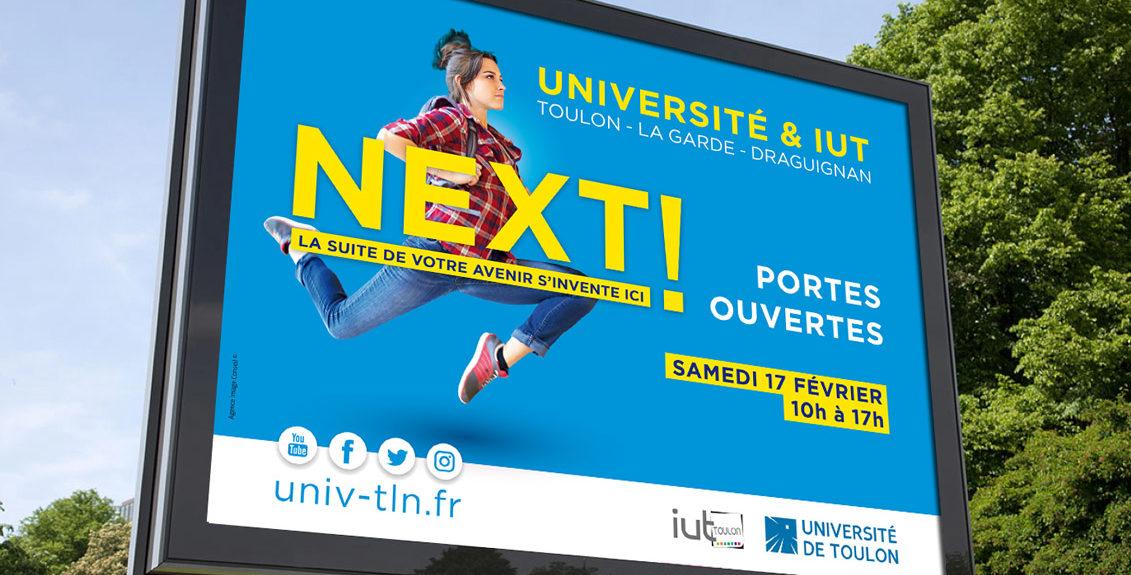Université Toulon / La Garde