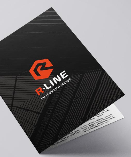 Plaquette R'Line